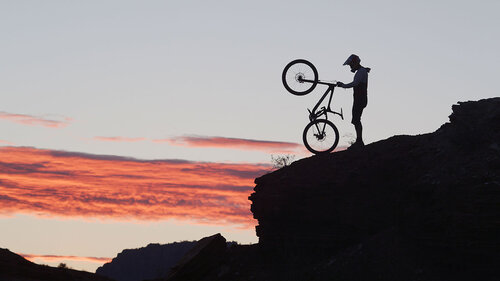 Red Bull Rampage ft. Gee Atherton