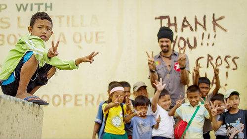 "Michael Franti's ""Stay Human"" Documentary Film"